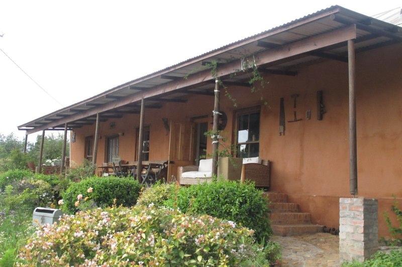 Front garden and veranda