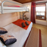 Guest Suite Double Bed with single Bunk Bed