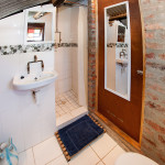 Loft's Compact Bathroom